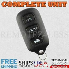 Replacement for Toyota Avalon Keyless Entry Remote Car Control Alarm Key Fob