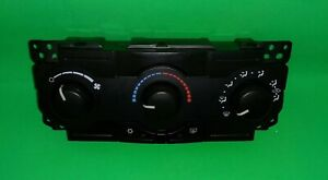 2008- 2010 OEM Chrysler 300 Dodge Charger AC Heater Climate Control New Lights B
