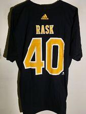 adidas  NHL T-Shirt Boston Bruins Tuukka Rask Black sz M