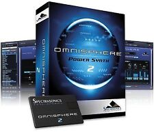Spectrasonics Omnisphere 2 Power Synth Virtual Instrument Software