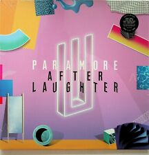 PARAMORE- After Laughter LP (NEW* 2017) *BLACK & WHITE MARBLE COLOURED VINYL*