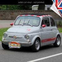 ABARTH SCORPIAN - Vinyl Decal Sticker - Sports Classic Fiat 500 T-Jet 3908-0219