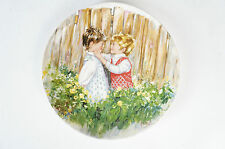 "Wedgwood Sammelteller ""My Memories Collection"" Mary Vickers ""Be my Friend"" 66"