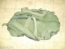 Zahal Idf Sayeret Carry All Duffle Bag Israel Field Combat Canvas Backpack