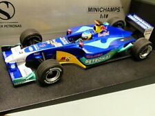 1/18 Minichamps Sauber Petronas Showcar F1 2003 N. Heidfeld