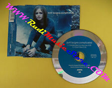 CD Singolo Avril Lavigne Complicated 74321 945762 EUROPE 2002 no mc vhs lp(S31)