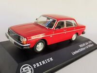 Volvo 244 DL 1978 red 1/43 Triple 9 Collection T9P10016 LIMITED 240