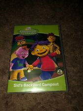 Sid the Science Kid Sid's Backyard Campout Dvd