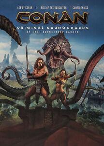 Conan Exiles Original Soundtracks By Knut Avenstroup Haugen