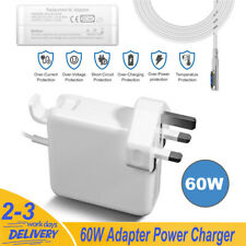 More details for 60w adapter power charger for macbook pro 13 connector l-tip mag safe 1 ac plug