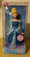 "Disney Store Classic Princess Collection CINDERELLA 12"" Doll"