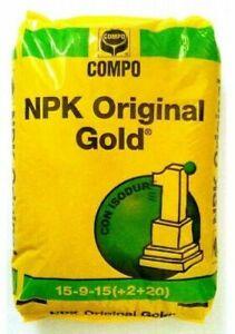 4KG NITROPHOSKA GOLD LENTA CESSIONE COMPO PER PRATO CONCIME PER PIANTE & AGRUMI