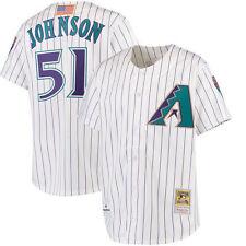 eb5e4101071 Randy Johnson Men s MLB Fan Apparel   Souvenirs