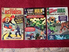 Tales to Astonish, 49, 69, and 73