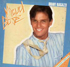 LP Vinyl I Grandi Successi Di Miguel Bosè Bravi ragazzi From CBS da collezione