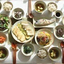 Family Set of 4 Korean Traditional Culture Bowl 26pcs
