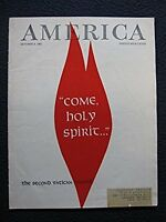 America: National Catholic Weekly October 6, 1962 - The Second Vatican Council..