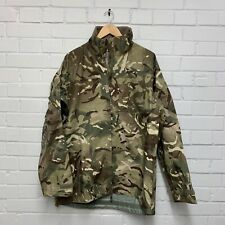 More details for mtp camo gore-tex mvp lightweight waterproof jacket - large .  british army new