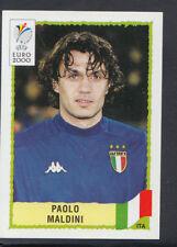 PANINI EUROPEI 2000 Calcio Sticker-n. 170-PAOLO MALDINI (S730)