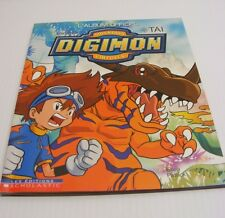 Digital Monsters Vol.1 tai DIGIMON MONSTRES VIRTUELS scholastic,French edition