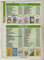 stock 76 libri - la spiga  nuovi bambini 4-6 e 6-8 anni-rosicchia-pulci 79 euro