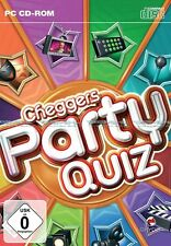 CHEGGERS party quiz pour pc NEUF/OVP