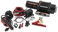 New QuadBoss 3500 lb D-Rope Winch & Mount 2014 Kubota RTV-X 900 UTV