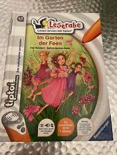 tiptoi Buch / Leserabe / Im Garten der Feen / Top Zustand!