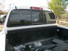 TOYOTA TUNDRA ACC CAB BACK GLASS WINDOW WINDSHIELD