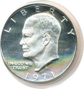 US Coin  1971-S proof   Morgan Dollar  BU PCGS DCAM PR 69    ............C-10083