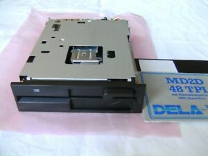 """NEC FD1054, 360KB 5,25"""" Floppy Disk Drive, working z.B. für IBM PC 5150, IBM XT"""