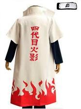 Fuji 4th Hokage Cosplay Costume Japanese Anime Naruto Small