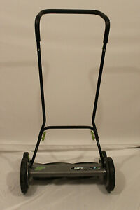 Earthwise 20 In Reel Lawn Mower with Trailing Wheels