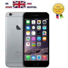 BRAND NEW APPLE IPHONE 6 16GB FACTORY UNLOCKED SMARTPHONE SIM FREE GREY