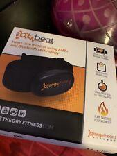 NEW Orange Theory Ot Beat LG Heart Rate Monitor  ANT+ Bluetooth  W/  Orange Bag