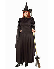 Adult Classic Wizard Of Oz Wicked Witch Of The West Costume Xl