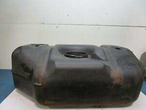 Jeep TJ gas tank fits 97-02 Wrangler Poly Gas Fuel Tank 15 Gallon 52018687 2.5