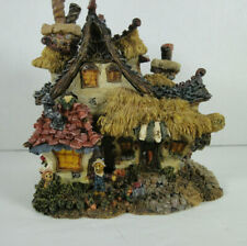 Boyds Bearly-Built Villages - Emily's Carrot Cottage - Style #19014