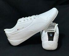 Men's Puma x BMW Motorsport Drift Cat 7S Ultra White Sneaker 306423-04 Men Sz 13