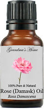 Rose Essential Oil - 15 mL - 100% Pure and Natural - Free Shipping - US Seller