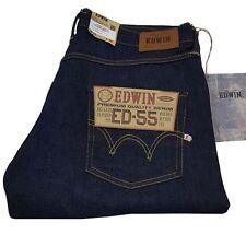 Jeans Uomo EDWIN modello ED-55 98% COTONE 2 % ELASTAN