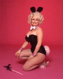 Dolly Parton Movie & Television Star Playboy Cover 1978 Glossy 8x10 Photo