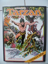 Album en anglais TARZAN of the apes - Burne HOGARTH -1972 WATSON-GUPTILL Edition