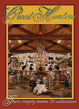Great Hunters Their Trophy Rooms and Collections Volume 5 Hardcover Safari Press