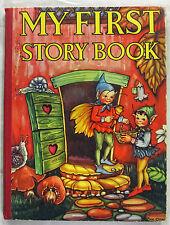 My First Story Book Hillside Series John Tombs Illustrator Pixie O'Harris 1950's