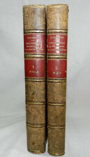 RARE : DICTIONNAIRE DES CALLIGRAPHES ESPAGNOLS : 1913 - DON COTARELO Y MORI 2VOL