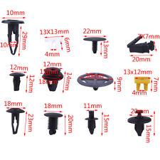 250 Stoßstange Clip Für Nissan Bumper Trim Kotflügel Clips Sortiment Push Rivets