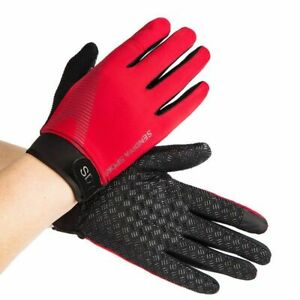 Touch Screen Gloves Cycling Breathable Non-Slip Outdoor Proof Ultra-thin Bike