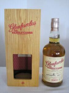 Glenfarclas 15 yo Family Casks 03-18 C: 1963 58,3% Single Malt Whisky 700 ml