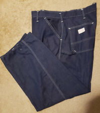 Carpenter Pants Sears Vintage 40 X 30 1970's